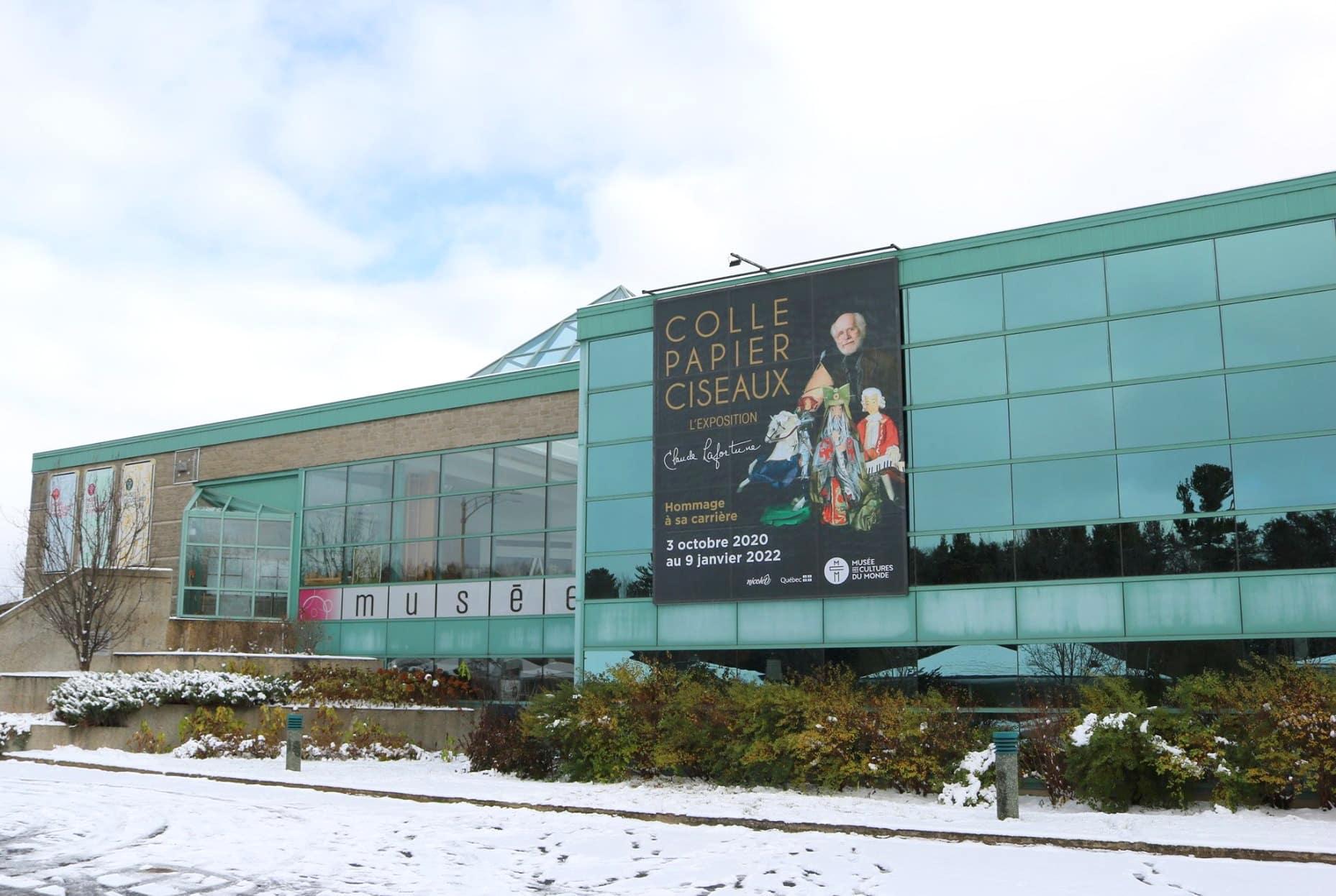 Le Musée rouvre ses portes au public