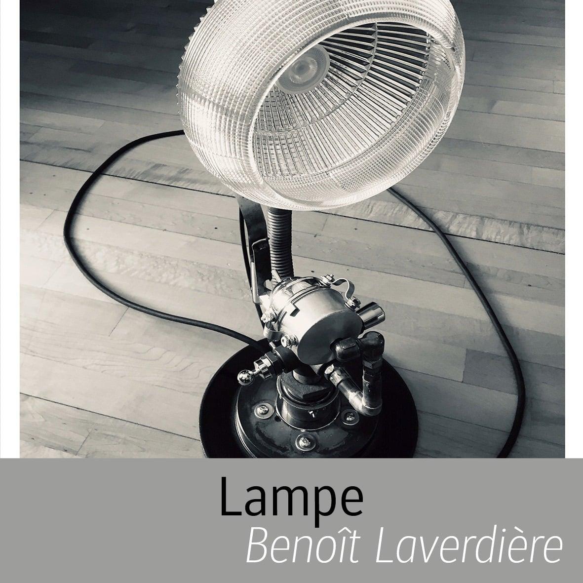 Lampe Benoît Laverdière