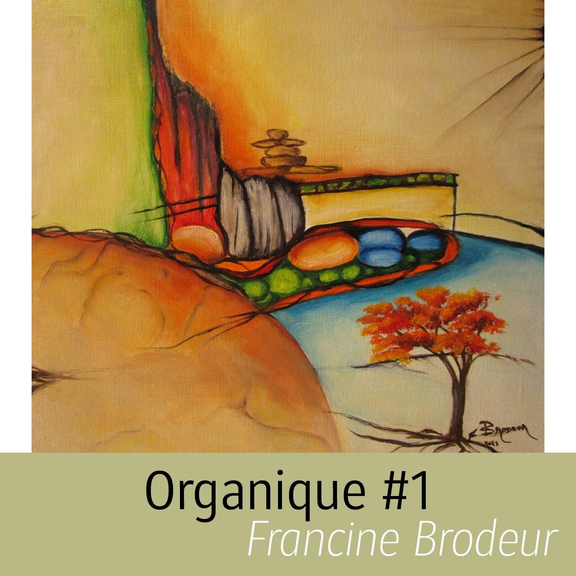 peinture de Francine Brodeur