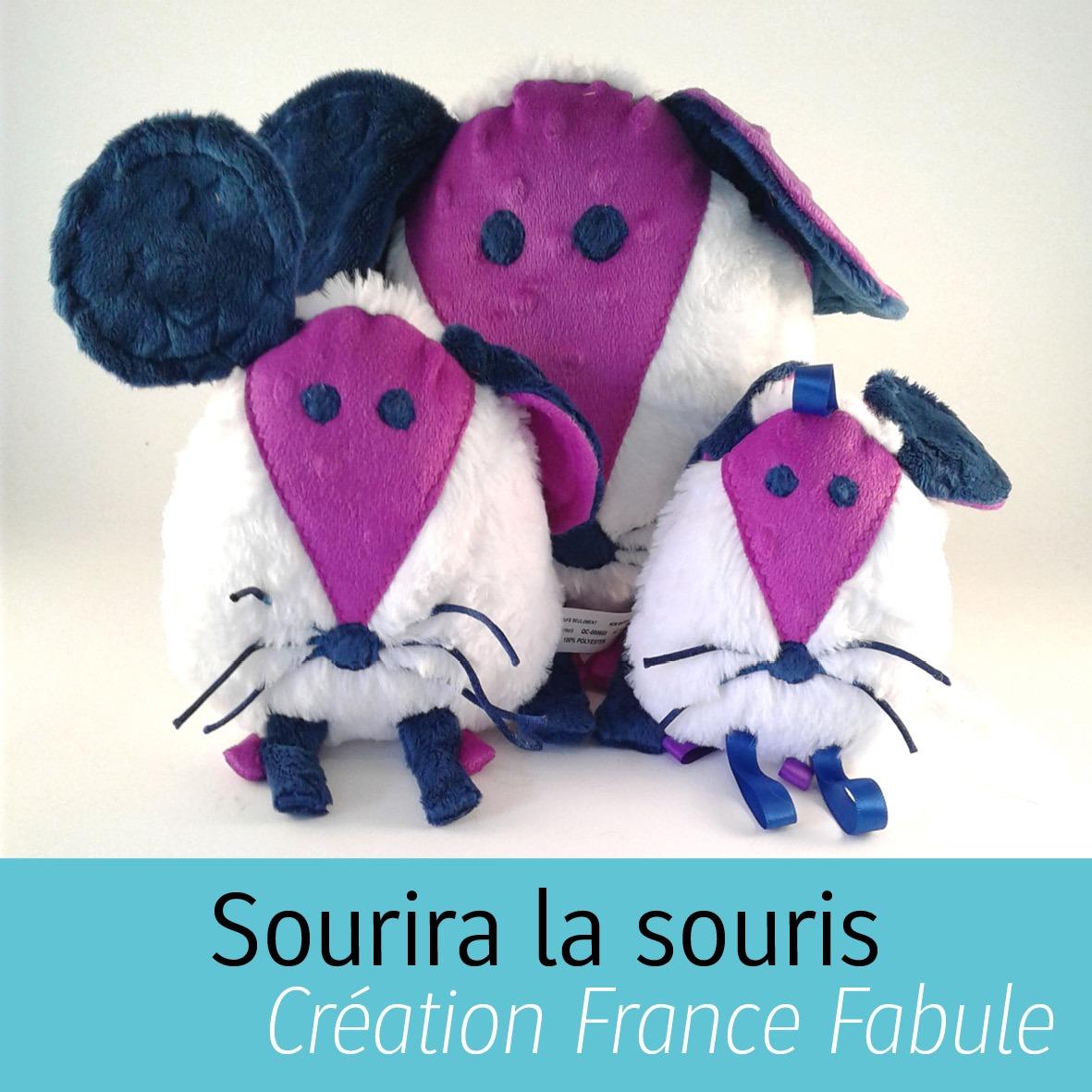 Peluche Créations France Fabule de Manu Factum