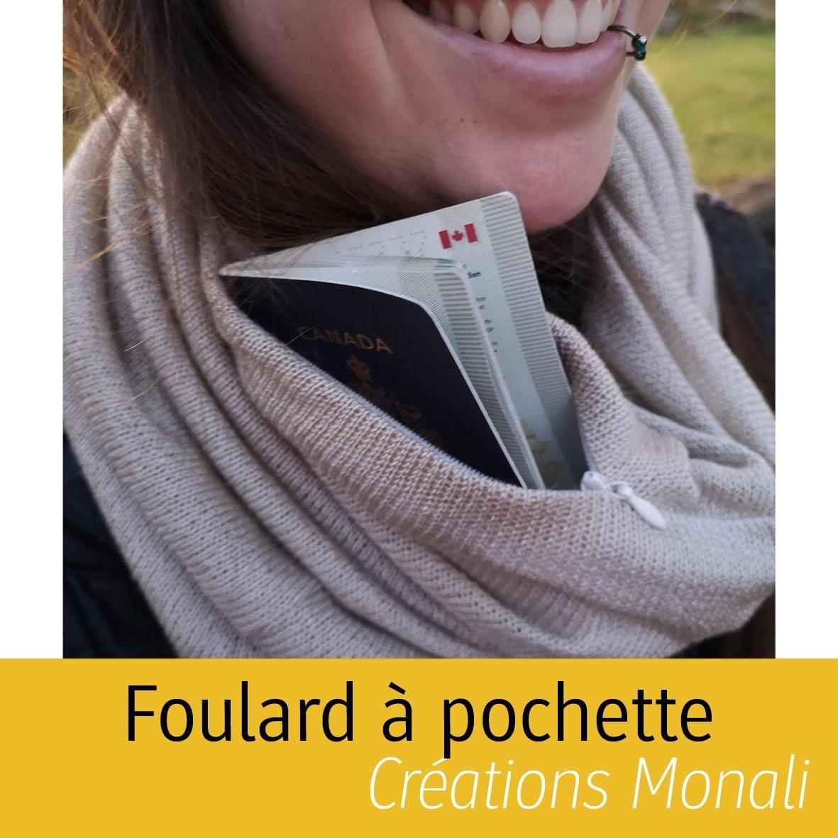 Foulard Créations Monali