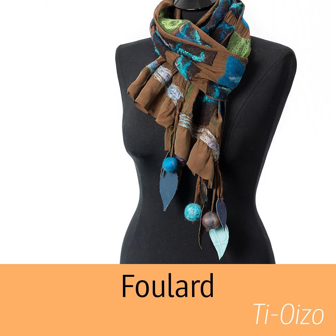 Foulard Ti-oizo
