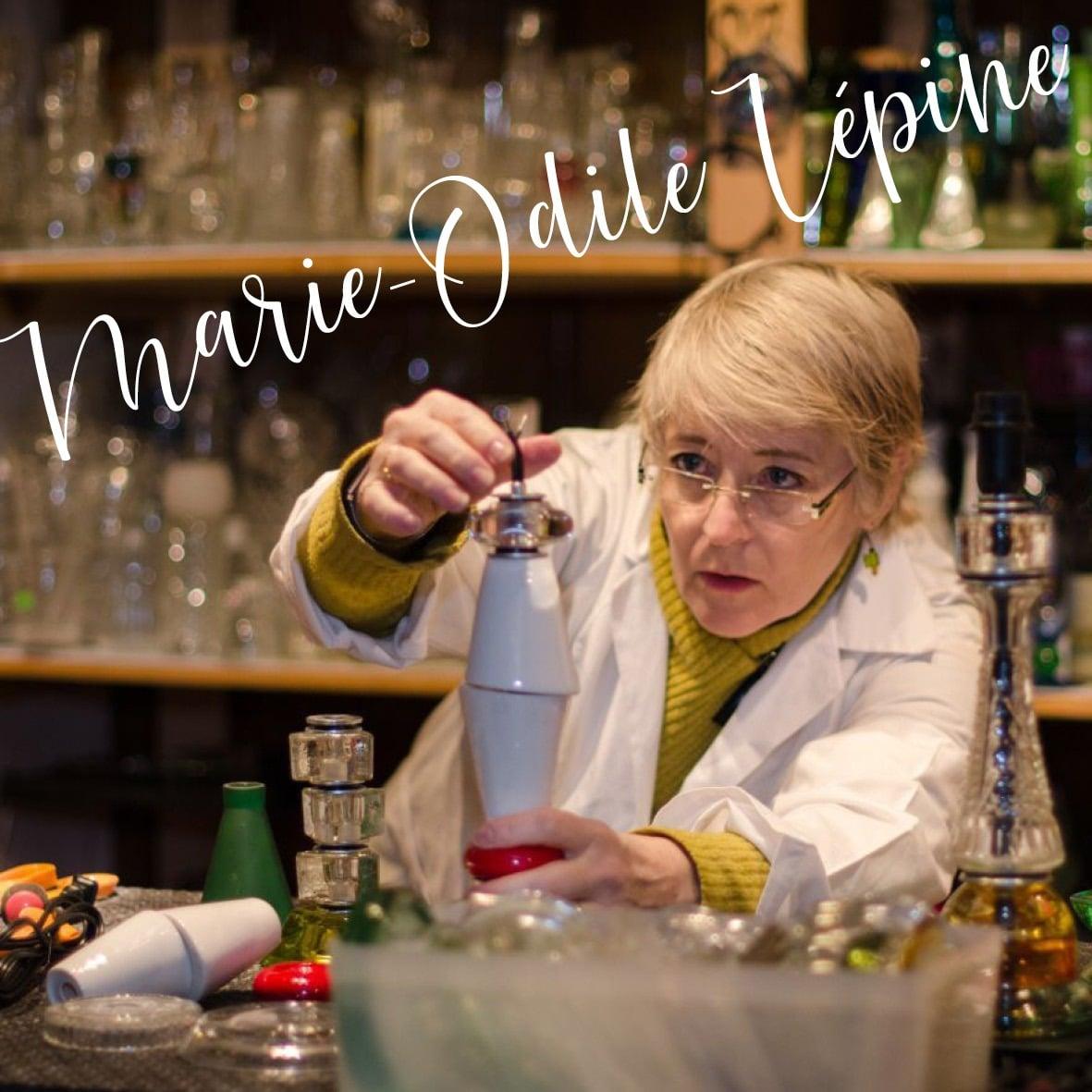 Marie-Odile Lépine de Manu Factum