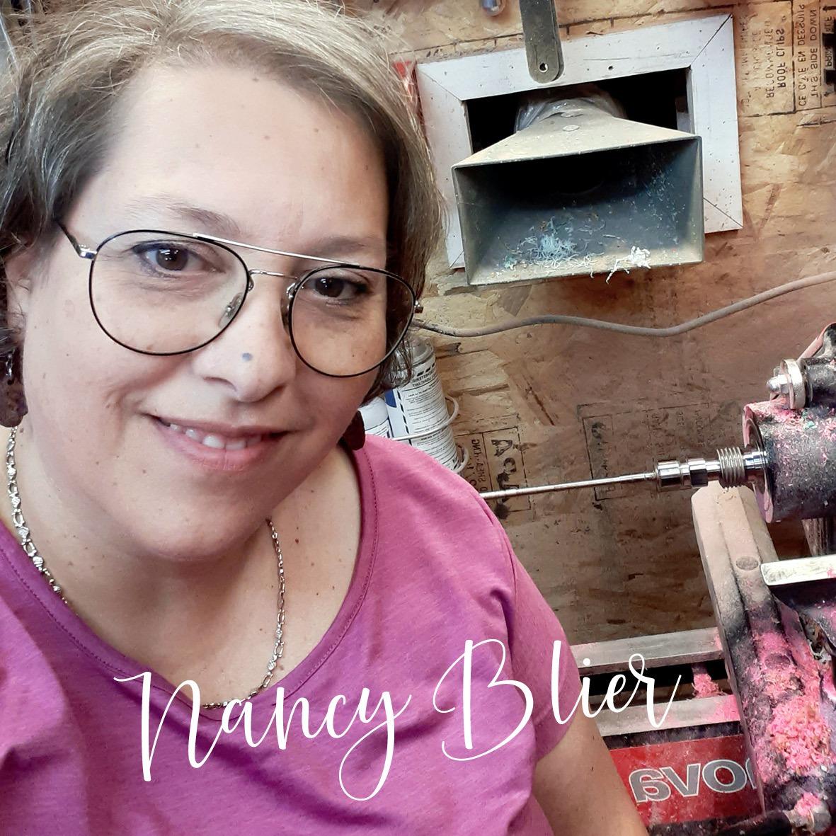 Nancy Blier de Manu Factum