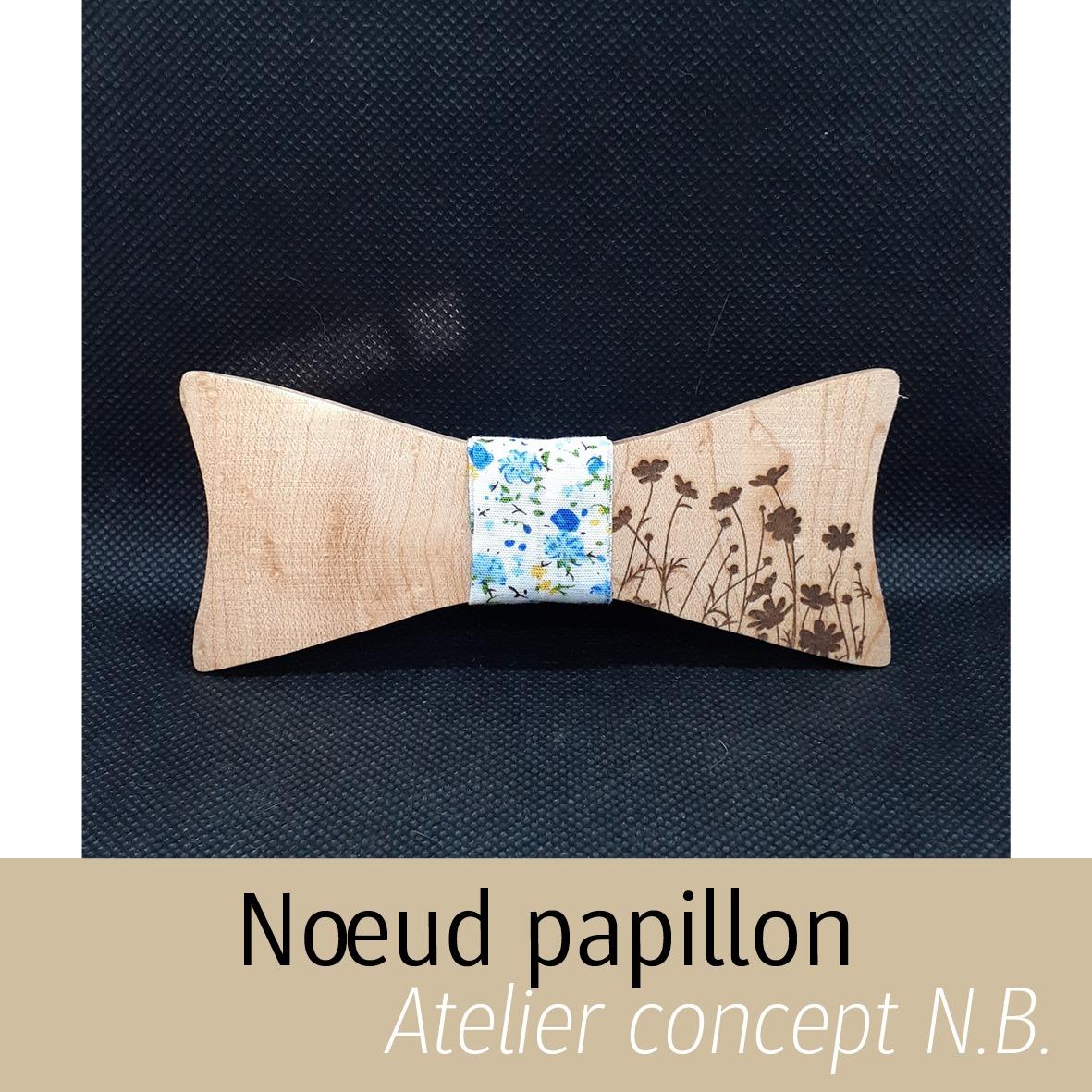 Noeud papillon Atelier N.B.