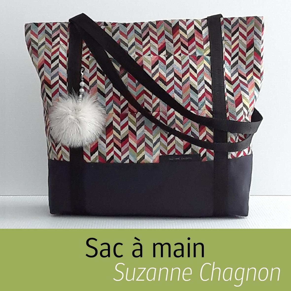 sac à main Suzanne Chagnon